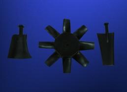 Lopatice za Aksijalne Ventilatore